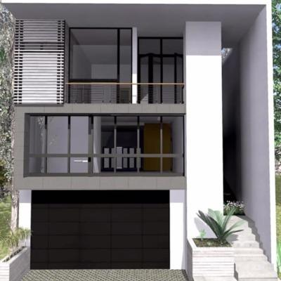 Espacio & Arquitectura / Casa FB