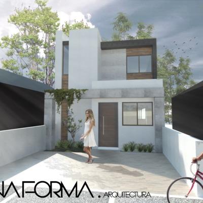 Proyecto Arquitectónico   Casa-Habitación