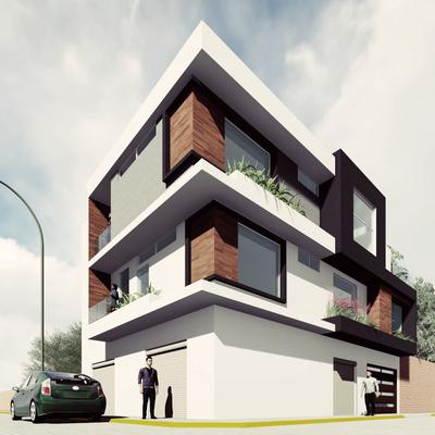 Proyecto Arquitectonico para San Pablo del Monte, Tlaxcala