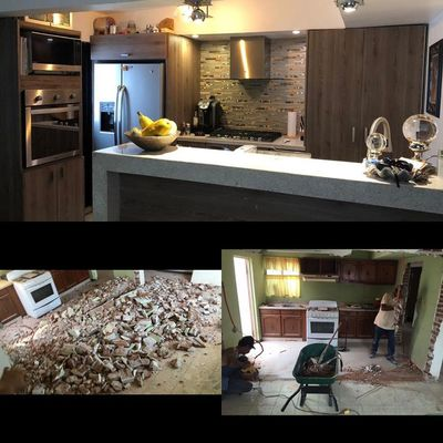 Renovar Cocina Residencial