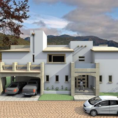 Residencia, Calimaya