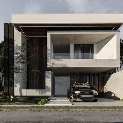 Vivir es un regalo, vive en una casa única y moderna.