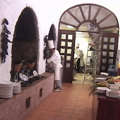 Hotel Camino Real, Ex Convento de Santa Catalina de Siena