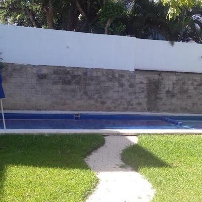 Construcción de Alberca en Campestre Cancún