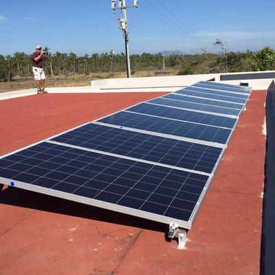 Sistema Fotovoltaico de 10 paneles - 2.5kw de potencia