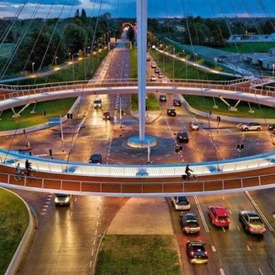 Decoración urbana: las rotondas más singulares del mundo