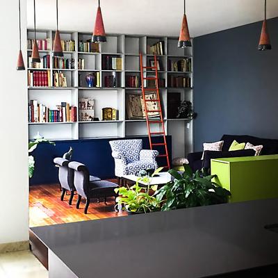 Diseño de interiores Casa Damas