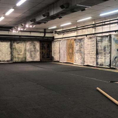Remodelacion Sala de exhibición.