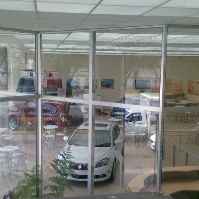 Construccion De Agencia Suzuki