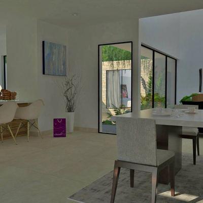 """Diseño arquitectónico casa """"Avenida Conkal"""""""