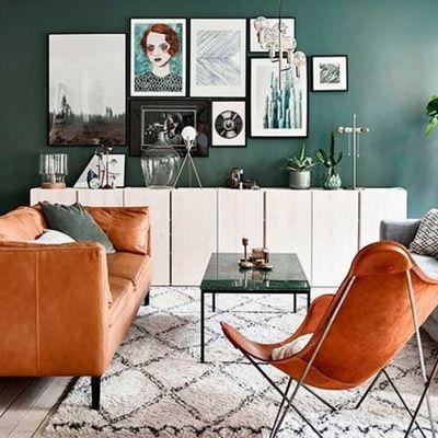Los 8 colores del 2018 para decorar un hogar