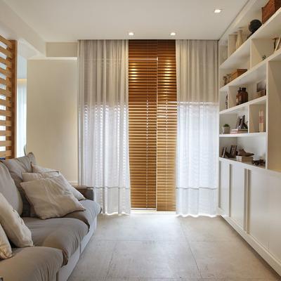 Cómo integrar tablones de madera en casa