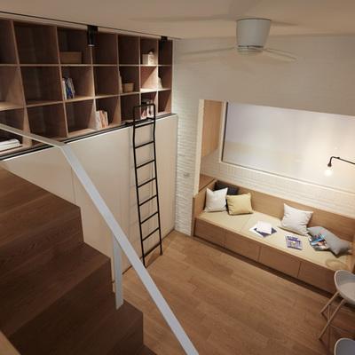 Una vivienda de 22 m² elegante y funcional... ¡Sí, es posible!