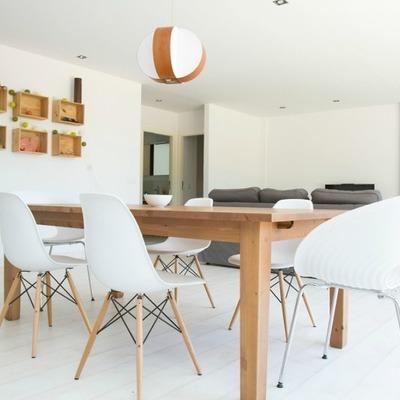 sala casa ecológica