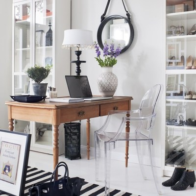 Ideas y fotos de espejo redondo para inspirarte habitissimo for Espejos redondos salon