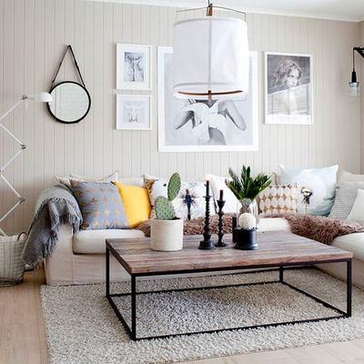 Ideas y fotos de construcci n para inspirarte habitissimo - Foulard sofa zara home ...