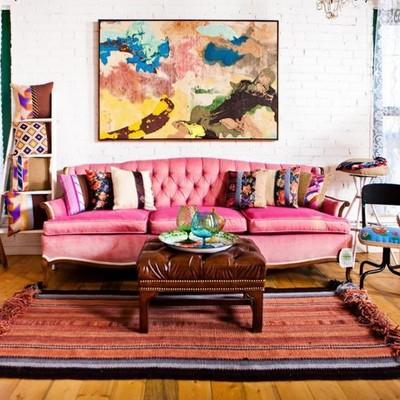 6 reglas de decoración que vale la pena romper