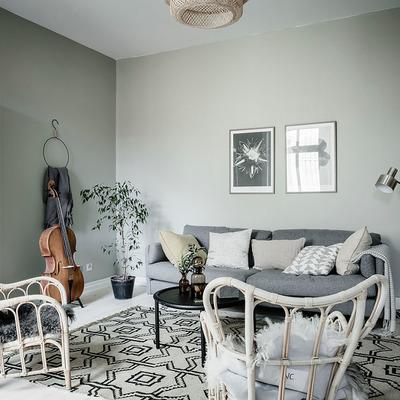 Ideas y fotos de construcci n para inspirarte habitissimo - Salones en tonos grises ...
