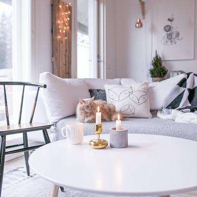 Ideas que puedes robar de las casas con mejor decoración navideña