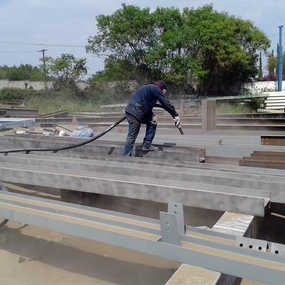 Fabricacion Y Montaje De Naves Industriales.