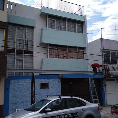 Cambio de fachada