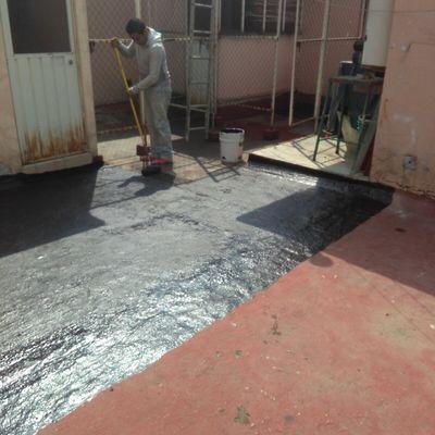 Impermeabilización de casa habitación