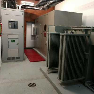Mantenimiento a Subestación de 1000 kVA y Tableros