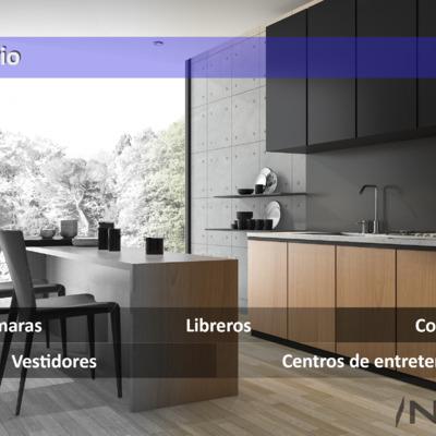 Servicio de Diseño de mobiliario