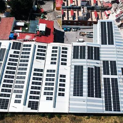 SFVI 346 kWp CDMX