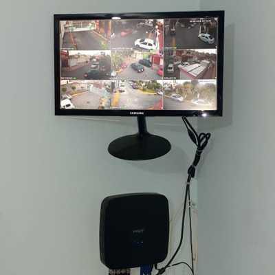 SISTEMA DE CCTV PARA UNIDAD HABITACIONAL