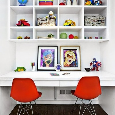 escritorio para peques