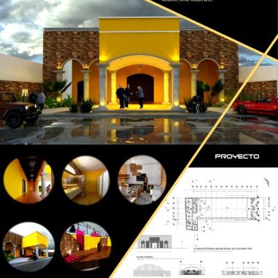 Salón Social de Cuichapa Veracruz