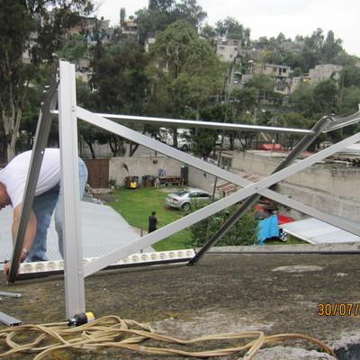 Calentador Solar Xochimilco
