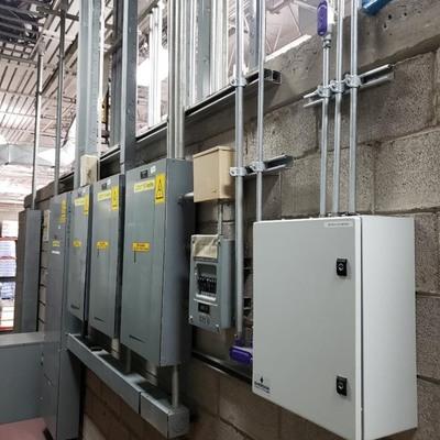 Instalación Eléctrica de Equipos de Medición