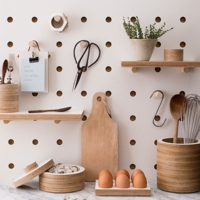 Alternativas low cost para organizar tu cocina