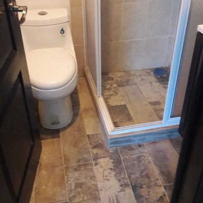 Remodelación de 2 baños Coyoacán