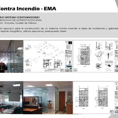 Sistema Contra Incendio - EMA