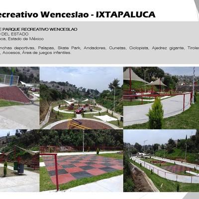 Parque recreativo Wenceslao - IXTAPALUCA