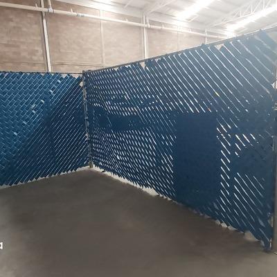 Instalación de malla ciclónica