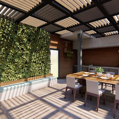 Remodelación - Terraza Pent House
