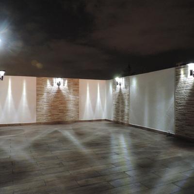 Terraza azotea, San Pedro Mártir
