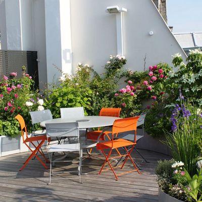 Los imprescindibles para una terraza cool