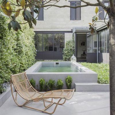 ¿Microcemento en la terraza? 5 ideas para introducirlo sin problemas