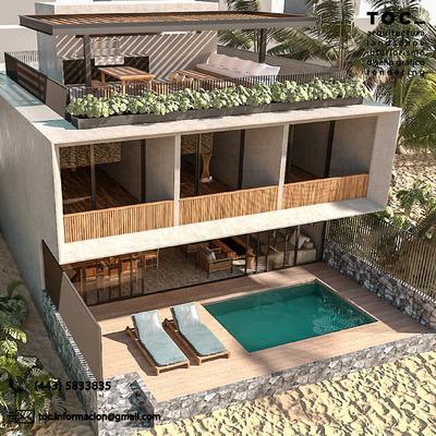CA | Casa Fraccionamiento Costa Azul