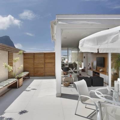 Cerrar la terraza: 5 antes y después