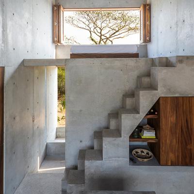 Tiny House con dos alturas