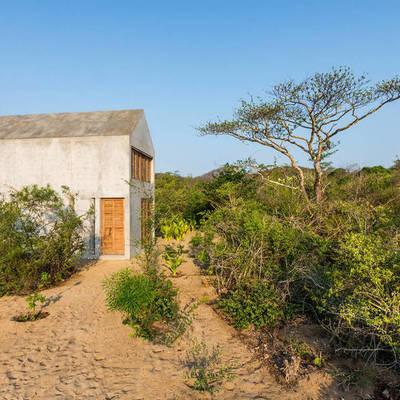 Exterior Tiny House