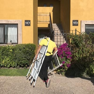 Limpieza con Protocolo Airbnb