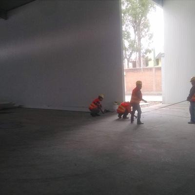 Instalaciones eléctricas de alumbrado y alimentación de equipos FABRICA DE GALLETAS LA MODERNA TOLUCA