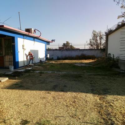 Construccion de modulo de tres aulas y banos en la escuela normal oficial de irapuato ENOI